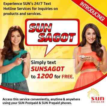 sunsagot